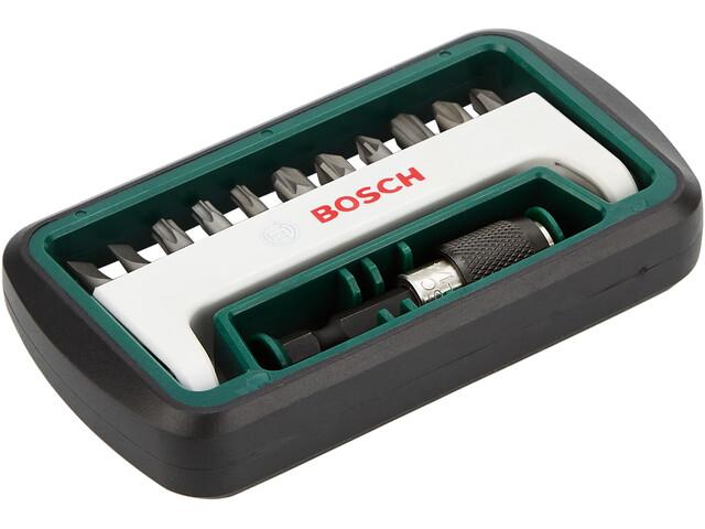 Bosch DIY Compact 12-Piece Bitset Torx/Phillips/Slot